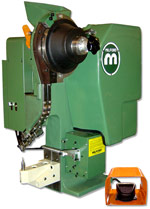 milford rivet machine parts